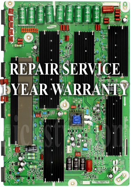 Mail-in Repair Service Samsung Y-sustain LJ92-01935A for PN64F8500