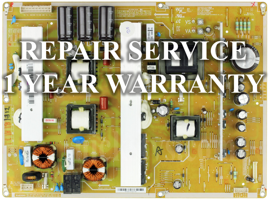 Power Supply Repair Service